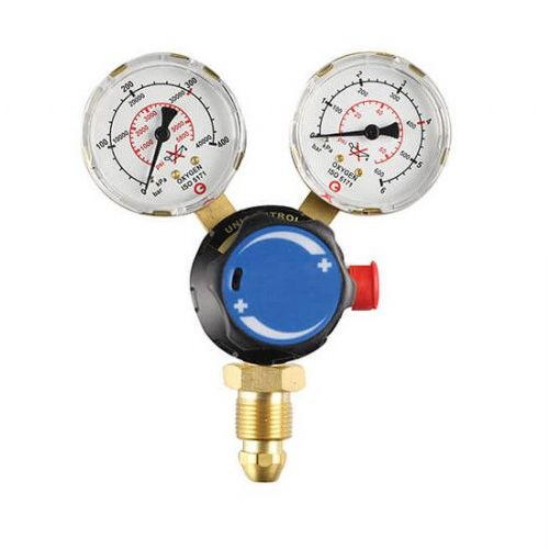 Javac - 0-4 Bar SS Regulator Oxygen